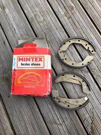 Corsa 96 brake shows