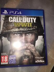 COD WW2 (PS4)