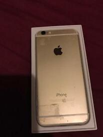iPhone 6 16GB unlocked just needs a new front assembly