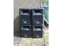 Trade - 2 pair of EV Speakers