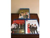 Gavin and Stacey blu rays