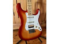 Fender 1983 'Dan Smith-era' Vintage American Stratocaster - Sienna Sunburst - **RARE**