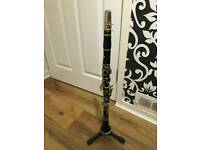 Yamaha 250 Bb Clarinet
