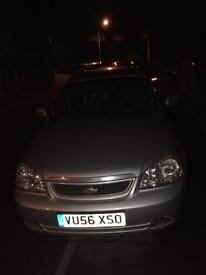 Chevrolet lacetti estate to swap for 7 seater