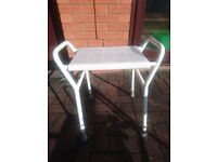 Disability / mobility aids shower seat