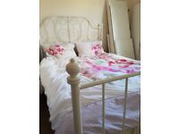 Double Bed Frame - delivery free but limited
