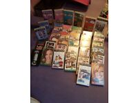 Joblot of friends videos