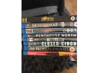 8 Blu-rays
