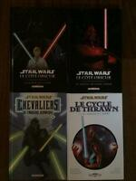 STAR WARS BD COMIC BOOK DELCOURT DARHORSE (x8)