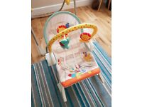 FISHER PRICE INFANT TO TODDLER 3 IN 1 ROCKER SWING
