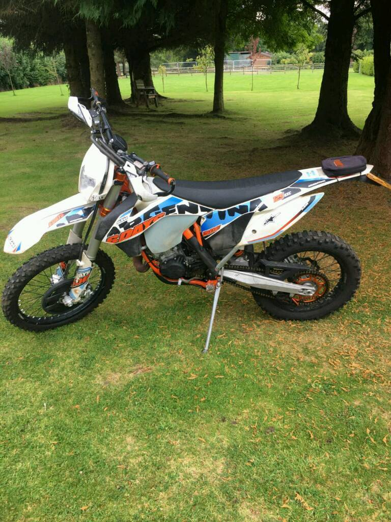 ktm exc 125cc 2014 in wimborne dorset gumtree. Black Bedroom Furniture Sets. Home Design Ideas