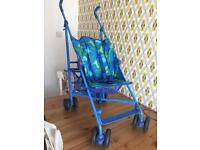 Mothercare buggy pushchair