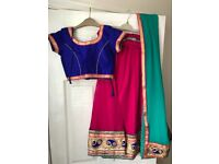 Indian dress for girl