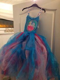 Hand made frozen dress