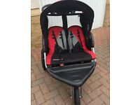 Double out n about style jogger pram