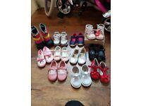 Size 4 toddler shoes bundle