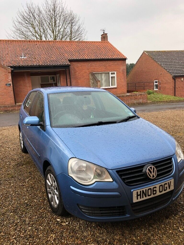 VW Polo 1 2 2006 | in Cromer, Norfolk | Gumtree