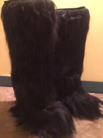 Miu Miu Yeti Boots