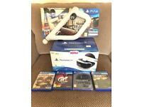 PlayStation 4 VR Headset, Shooter and Games