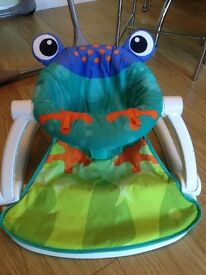 Fisher-Price Baby bouncer and floor seat