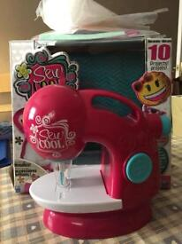 Children's sewing machine