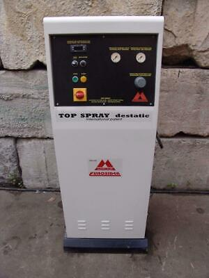 Nitrotherm Eurosider Top Spray Destatic Nitrogen Generator Paint Spray  1