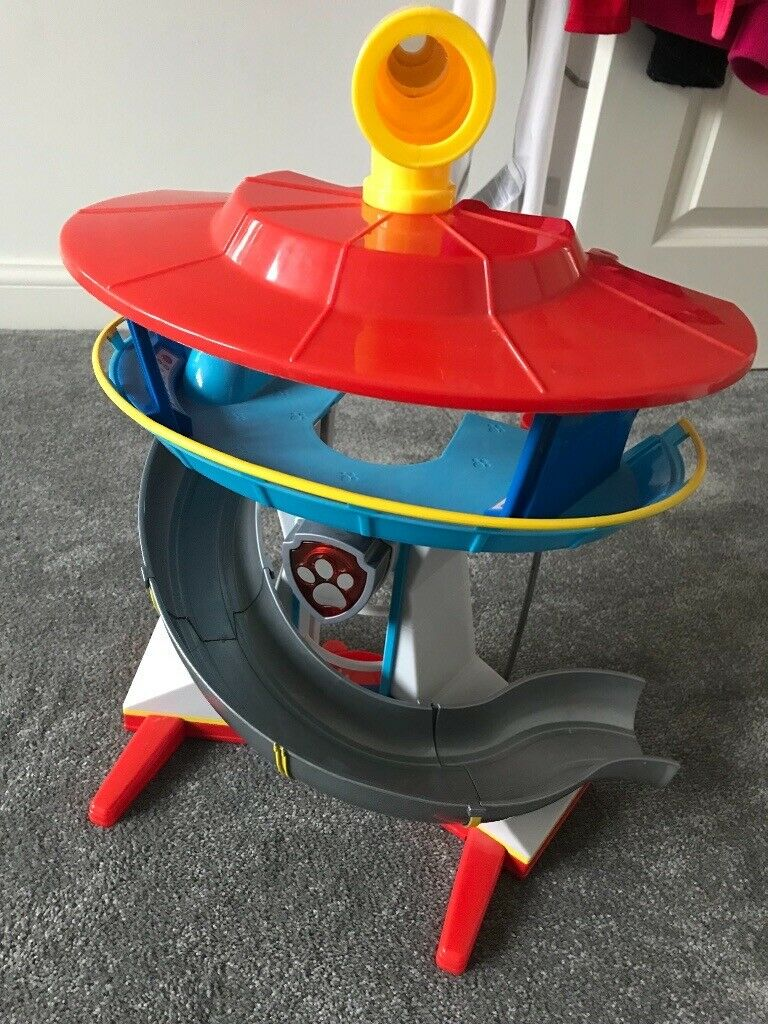 Paw Patrol Lookout Tower Toy In Ottery St Mary Devon Gumtree