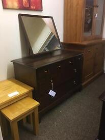 Stag Minstrel 4 over 2 chest of drawers * free furniture delivery.*