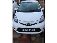 Toyota Aygo - great car, economical, cheap to run