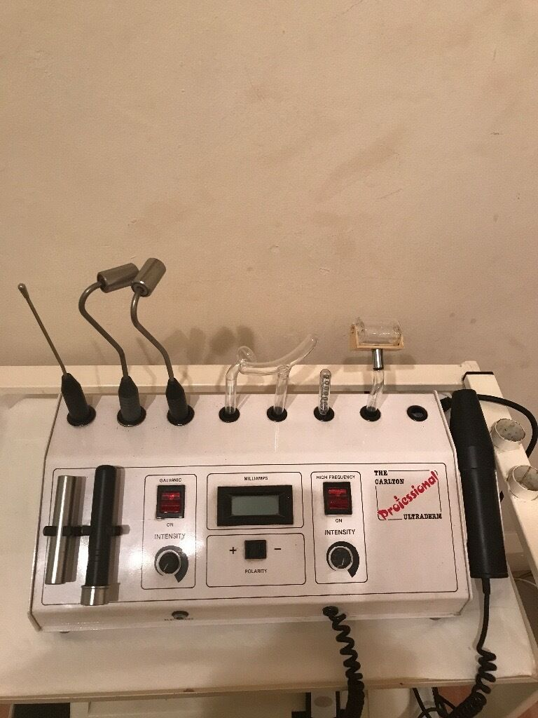 Galvanic Amp High Frequency Machine For Sale In St Johns