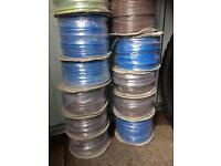 REDUCED.from £200 to £150.Electrical Cable .100 mtr rolls .x11 .
