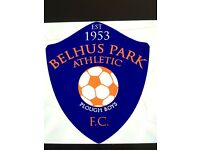 Belhus park athletic looking for football players