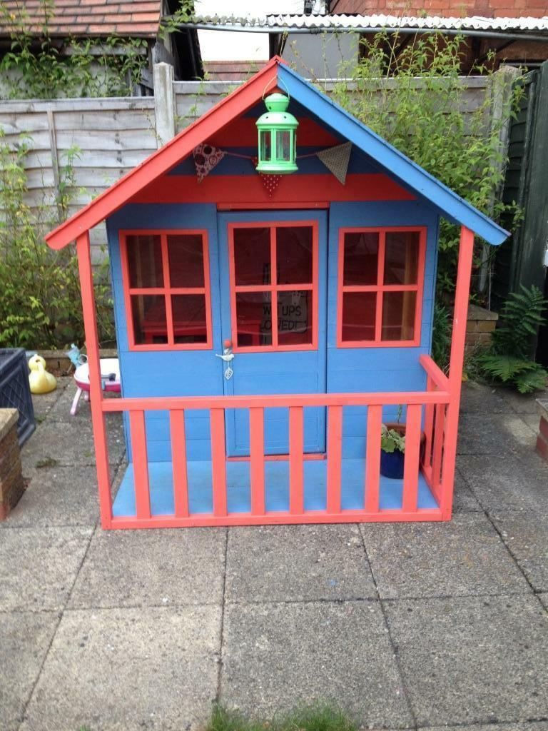 Toys R Us Wooden Playhouse In Stourbridge West Midlands