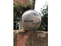 Dunlop 65i X 10.5 driver- left handed