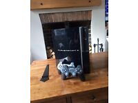 PlayStation 3 PS3 - complete with 2 wireless controllers