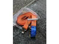 Matlock load strap 8 m £5.00