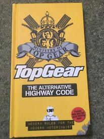 Top gear alternative Highway Code