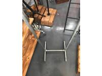Clothes rail industrial style