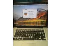 MacBook Pro i7 2.2GHz 12GB RAM 6GBs HDD 500GB + 750 origin Apple HDD