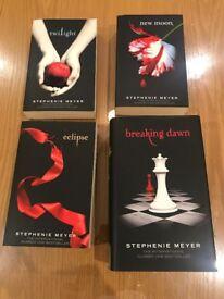 Twilight Complete Saga