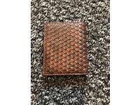 Men's Wallet in Brown (Topman)