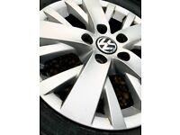"VW T5 Highline 16"" Colmar Alloy wheels"