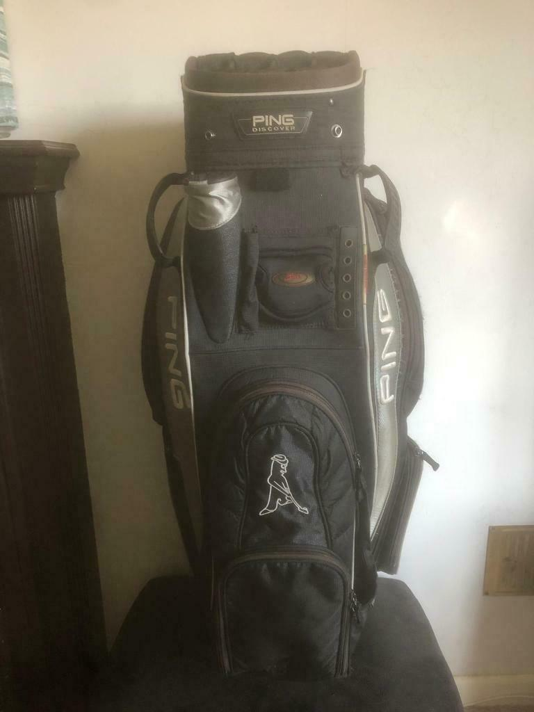 Ping Golf Bag In Stamford Lincolnshire Gumtree