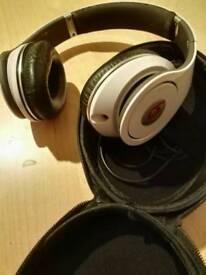 Beats By Dr. Dre Beats Studio Over Ear Headphone - White