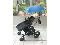 Bugaboo Cameleon 3 - Off White - Pushchair and Carrycot System