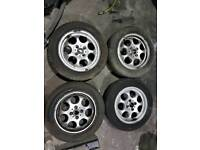 Mini Pepper Pot Alloy Wheels 15 Inch