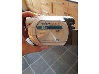 Panasonic VDR-D160 multi format recording hand held video camera