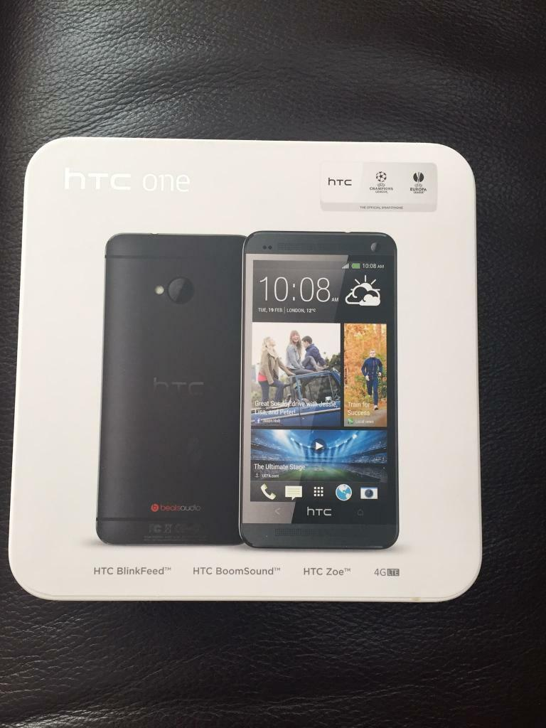 HTC one M7 mobile phone with USB cable (for chargingin Killamarsh, South YorkshireGumtree - HTC one M7 mobile phone with USB cable (for charging). Good condition. No scratches on screen. Collection from Killamarsh. Purchased on O2. May need unlocking if required