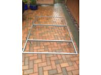 Roof Rack for Vauxhall Combo - from a 52 plate van