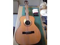Terada S616N Vintage Spanish Classical Guitar